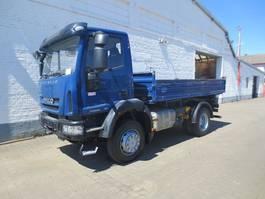 kipper vrachtwagen > 7.5 t Iveco EuroCargo ML110 E 25 W 4x4 EuroCargo ML110 E 25 W 4x4 Meiller-Kipper 2015