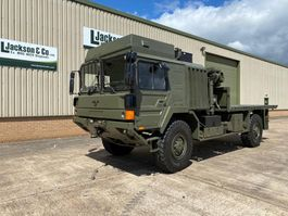 kraanwagen MAN 18.330 4x4 Crane Truck Ex Military 2010