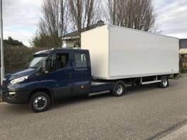 BE oplegger kuiper BE oplegger 4820 kg laadvermogen , meubelbak , 2014