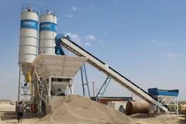 betonmixinstallatie PROMAX Mobile Concrete Batching Plant M100-TWN (100m³/h) 2020