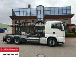 containersysteem vrachtwagen MAN 26.460 6x4H-4 BL Multilift U 21 S61 Abrollkipper 2019