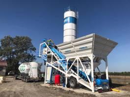 betonmixinstallatie PROMAX Mobile Concrete Batching Plant M60-SNG (60m³/h) 2020