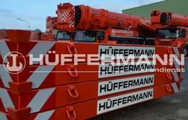 Kraan vrachtwagen onderdeel Abstützplatten Hüffermann