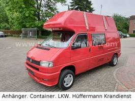 mpv auto Volkswagen lang 2.5 TDI REIMO WoMo Alkoven AHK SHZ