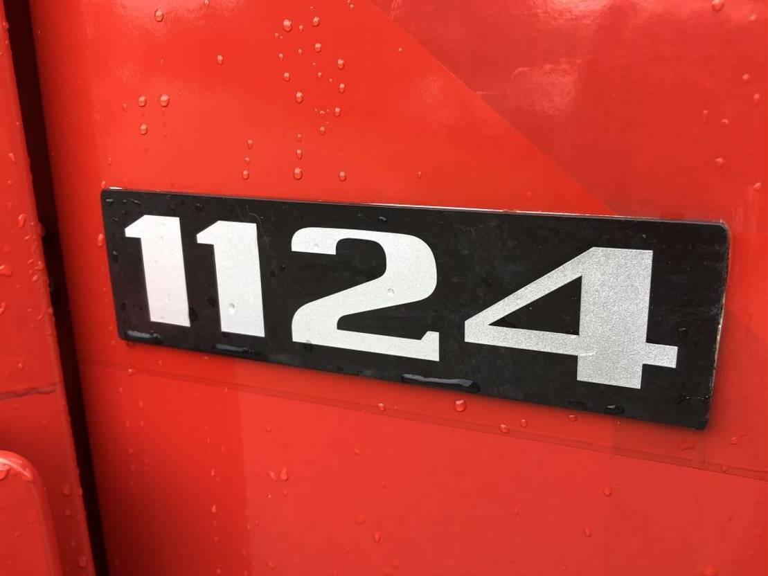 brandweerwagen vrachtwagen Mercedes-Benz 1135 F Automaat brandweerwagen , TS , fire truck 1993