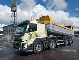 kipper vrachtwagen > 7.5 t Volvo FMX 540 8x4 2020