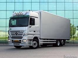 bakwagen vrachtwagen > 7.5 t Mercedes Benz ACTROS 2546 6X2 EURO 5    455k KM  TAIL LIFT   TOP CONDITION    810 x 24... 2007
