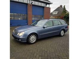 stationwagen Mercedes-Benz E-Klasse E 220 CDI automaat combi. Combi Elegance 2003