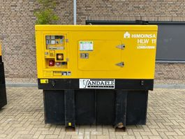 generator Himoinsa HLW 11 Lombardini Mecc Alte Spa Supersilent XXL tank generatorset 2011