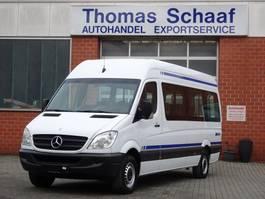 minivan - personenbus Mercedes Benz Sprinter 313 Cdi Maxi 9 Sitze Klima Rollstuhllift 6 Gang Euro 5 2013