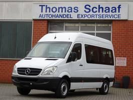 taxibus Mercedes-Benz Sprinter 311 Cdi Flex-i-Trans Rollstuhllift 9 Sitz Euro 4 2008