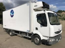 koelwagen vrachtwagen Renault MIDLUM **FRIGO-COLDROOM** 2008