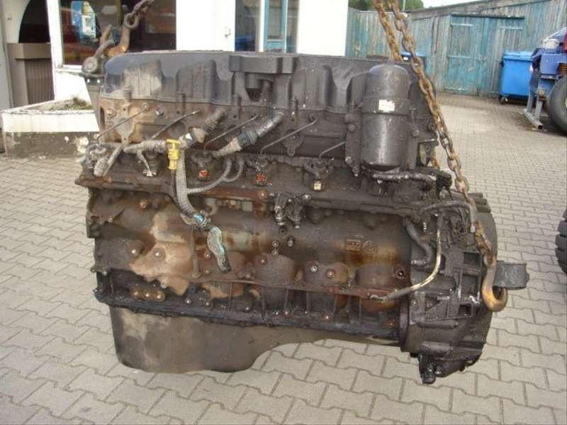 DAF - MX 340 U1/PACCAR MOTOR/340KW 3