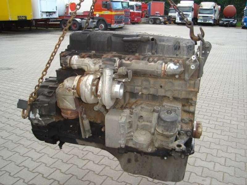 DAF - MX 340 U1/PACCAR MOTOR/340KW 1