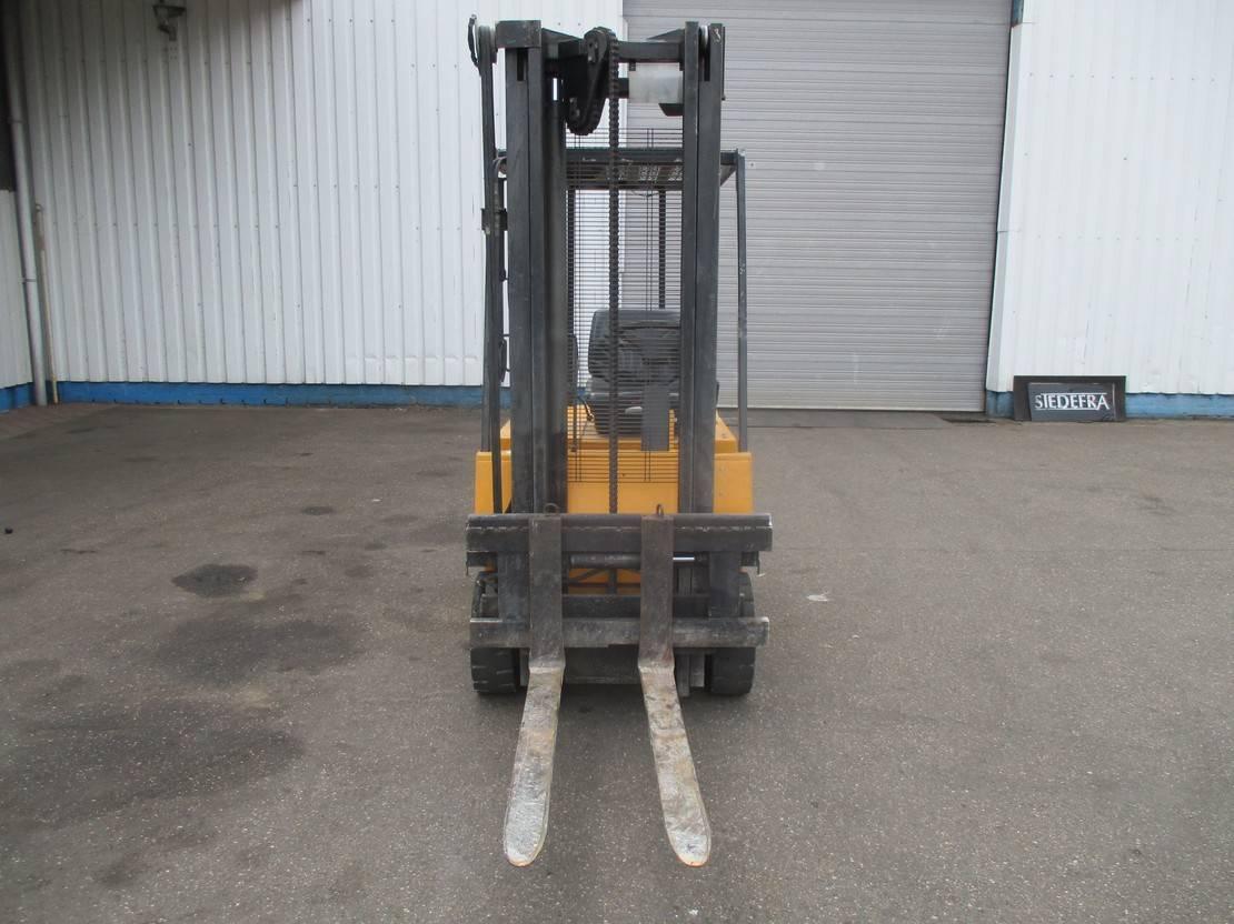 vorkheftruck Jungheinrich E20 , electric forlift