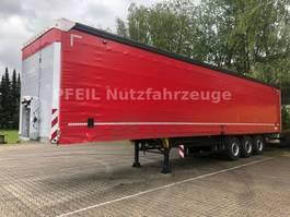 schuifzeil oplegger Schmitz Cargobull SCS 24/L-13.6 EB- Speedcurtain- Edscha- Lift-LBW 2018