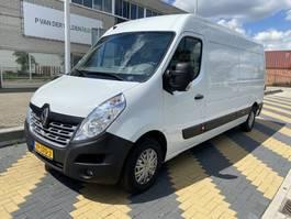 gesloten bestelwagen Renault Master 2.3 CDi 136pk L3H2 navi 2015