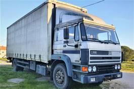 schuifzeil vrachtwagen DAF 2500 Rectable Plate