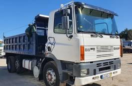 kipper vrachtwagen > 7.5 t DAF CF85 360 ATI - 6x2 - Front Hidráulic 2001