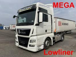 mega-volume vrachtwagen MAN TGX  TGX 18.440 Lowliner Mega 2014