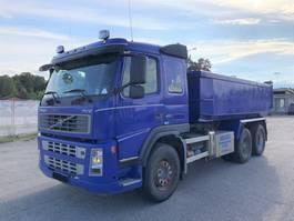 kipper vrachtwagen > 7.5 t Volvo FM420, 6x2, (6x4 Robson Drive), Hub-reduction, 2005 2004