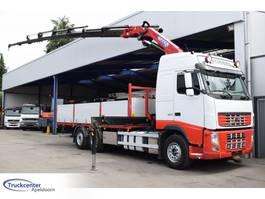 platform vrachtwagen Volvo FH 500, Effer 305/S8, Winch, Retarder, Euro 5, 6x2, Truckcenter Apeldoorn 2011