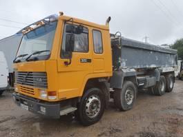 kipper vrachtwagen > 7.5 t Volvo FL10 1998