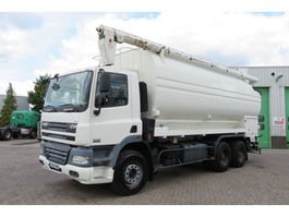 silo vrachtwagen DAF CF 85.460 6x4  SILO TSCI AUGER + AIR, 28m3, 5 comp. 2007