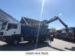 kipper vrachtwagen > 7.5 t MAN TGS 26.440/6x4/Dautel/Bordmatic/Kesla/Kabine