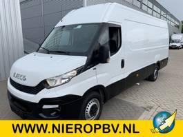 gesloten bestelwagen Iveco daily 35s13 l4h3 airco 2016