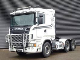 zware last trekker Scania R730 6x4 RETARDER / BIG AXLE / HYDRAULIC / 85T 2013