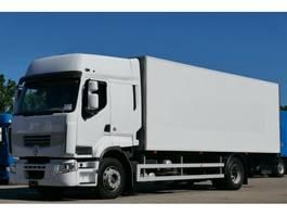 bakwagen vrachtwagen > 7.5 t Renault Premium 450 Koffer Kamera Ladebordwand Retarder 2009