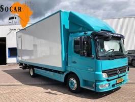bakwagen vrachtwagen > 7.5 t Mercedes Benz ATEGO 818 L (Apk -Tuv untill 04-02-2021) 2008
