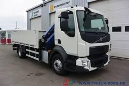 open laadbak vrachtwagen Volvo FL6.210 PK8.501 7.4m = 1.000 kg Original 6629 km 2018