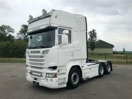 standaard trekker Scania R730 Topline 6x4 / Leasing 2015