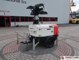 standaard aggregaat VB9 Tower Light 4x400W w/generator VB-9 2010