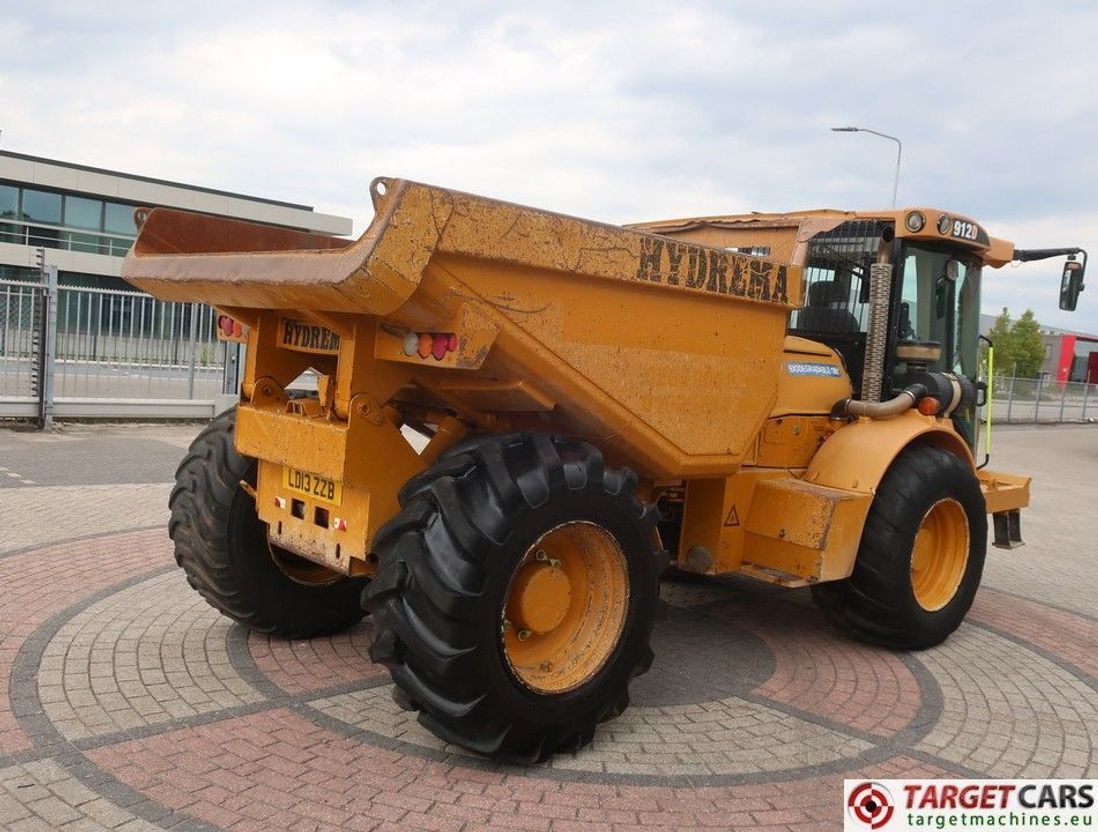 wieldumper Diversen Hydrema 912D Articulated 4x4 Diesel Dump Truck 2013