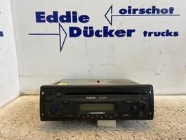 Elektra vrachtwagen onderdeel Iveco 504136384 RADIO