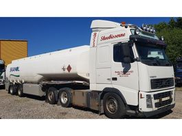 tankoplegger Volvo FH 13-480 6x2 + fuel trailer 41000 Liter Benzin Fuel Diesel ADR Pomp 2007