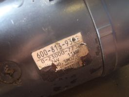motordeel equipment onderdeel Nikko 0-23000-7733
