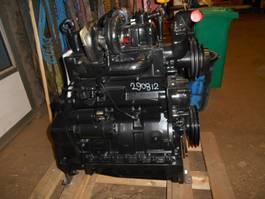 motoronderdeel equipment Sisu 320.81 (Case Steyr)