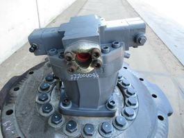 hydraulisch systeem equipment onderdeel Hydromatik A6VM200HA2T/60W-0700-PAB027A