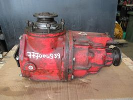 versnellingsbak equipment onderdeel Poclain TY45
