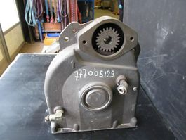 versnellingsbak equipment onderdeel Cnh 89829927 2020