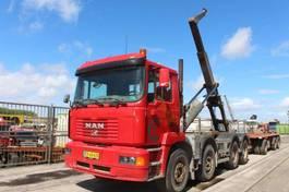 kipper vrachtwagen > 7.5 t MAN 41.464 VFK/N-HK 8X4 13 TON AXEL KIPPER / TIPPER.