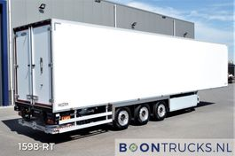 koel-vries oplegger Chereau CSD3 -  NEW/UNREGISTERED | DOUBLE STOCK * TAILLIFT * FULL OPTION 2020