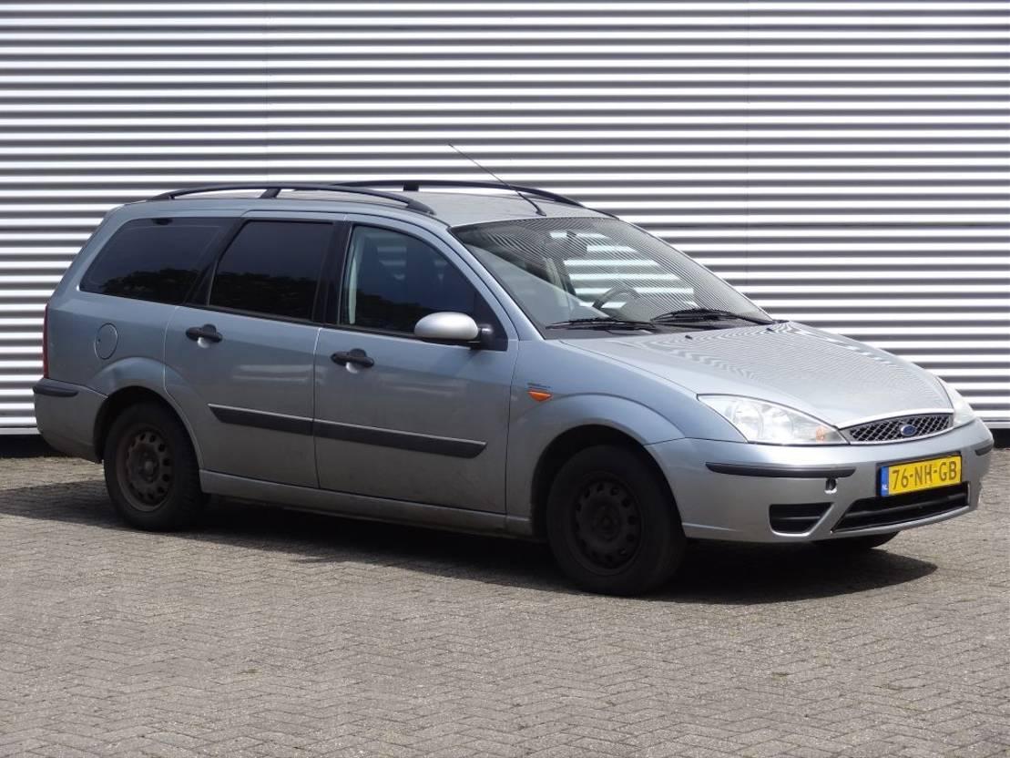 stationwagen Ford FOCUS Wagon 1.6-16V Cool Edition 2003
