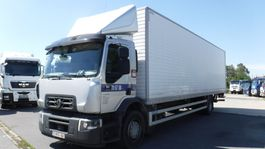 bakwagen vrachtwagen > 7.5 t Renault 19 d-wide  dti 280 2016