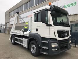 containersysteem vrachtwagen MAN TGS 18.360 4x2 BL Portaalarm 14 ton 2020