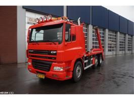 containersysteem vrachtwagen DAF FAG 85 CF 430 2004